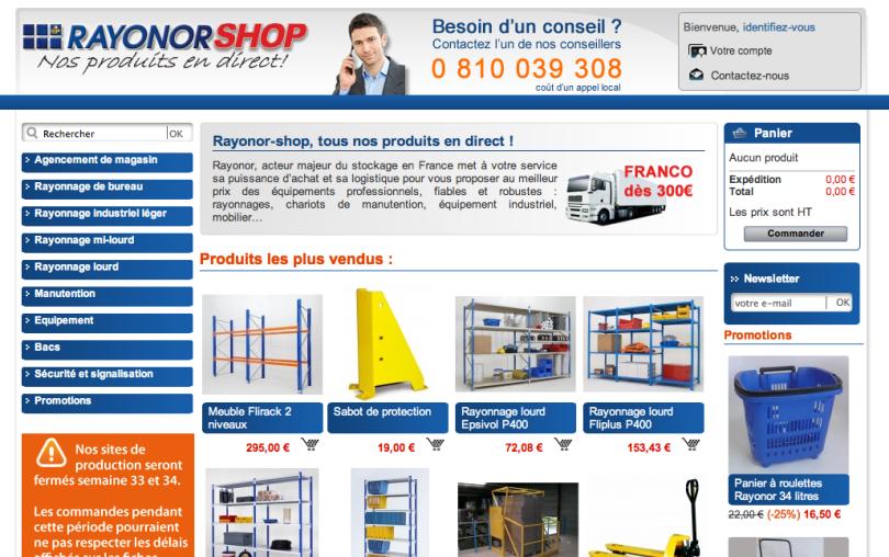 Rayonor Shop