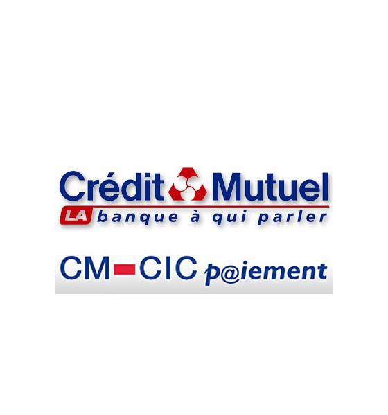 WooCommerce plugin paiement CMCIC - Crédit Mutuel