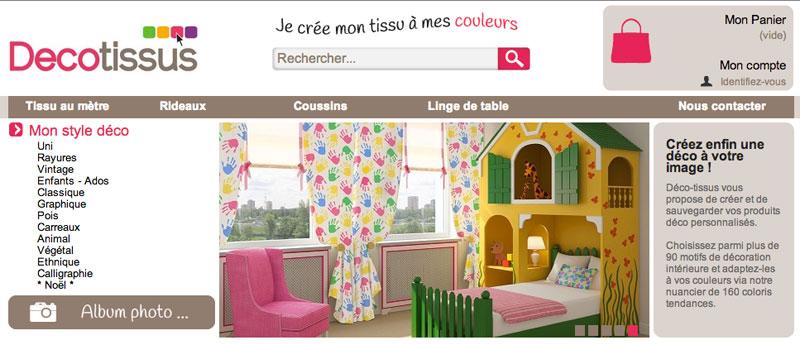 Déco-Tissus.com