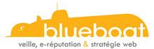 Blueboat - veille, e-réputration & stratégie web